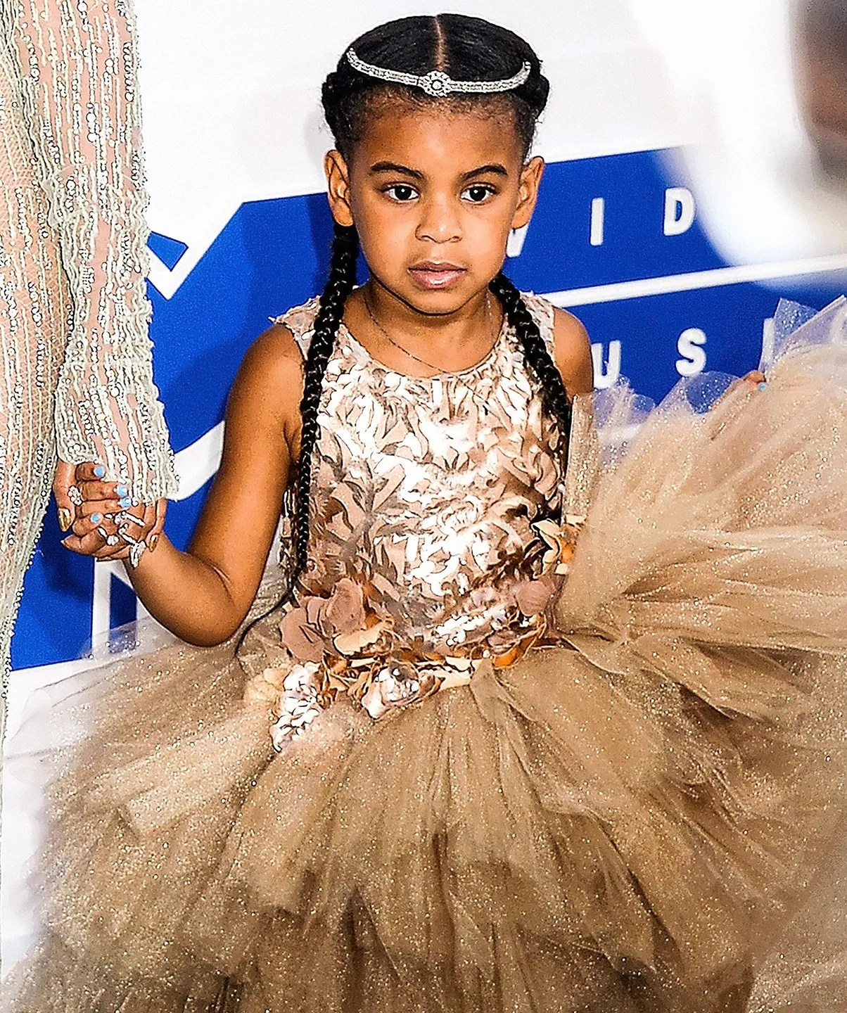 blue ivy carter is launching a beauty