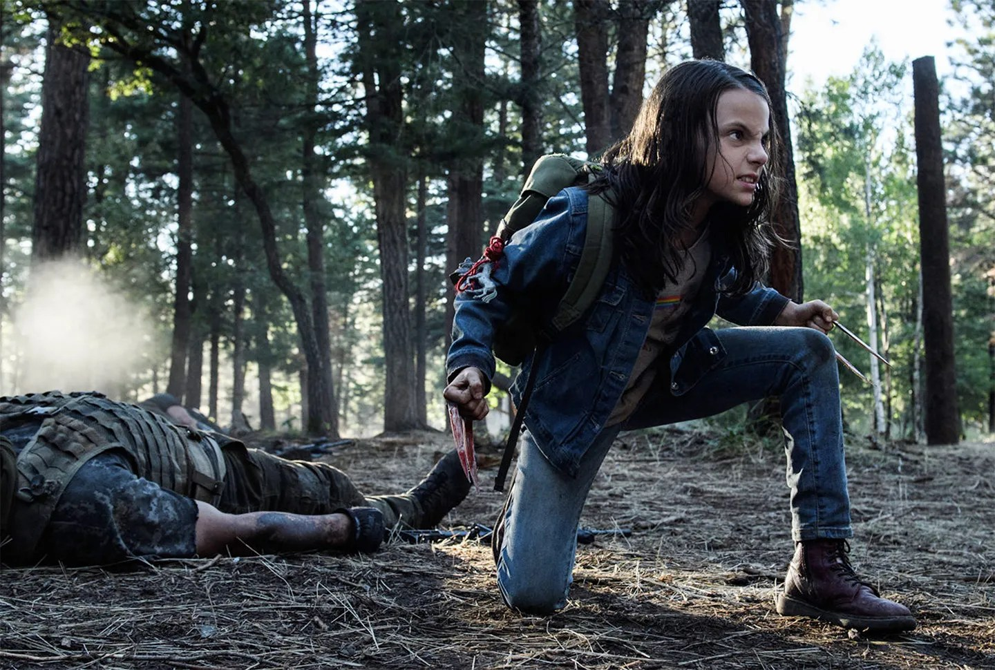 Image result for Dafne Keen X-23