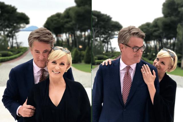 Joe Scarborough and Mika Brzezinski confirm their engagement