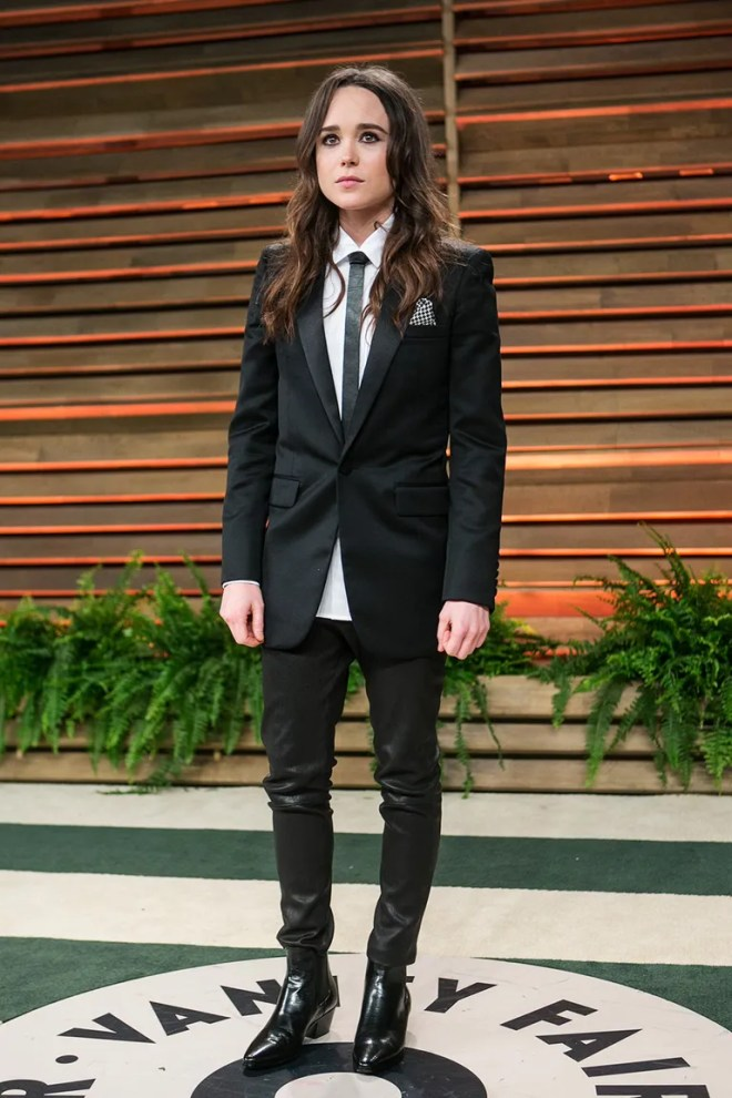 <strong>Ellen Page</strong>
