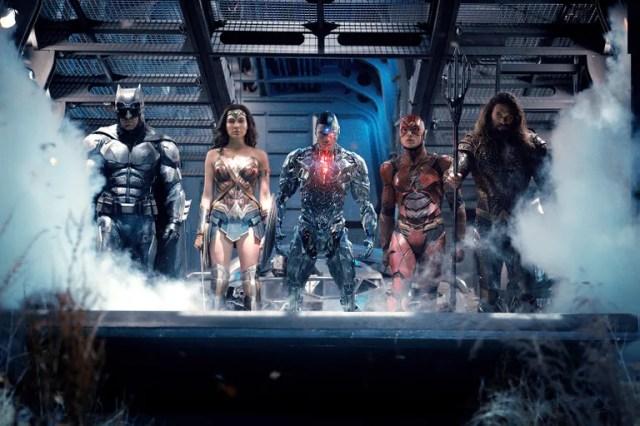 <em>Justice League</em>