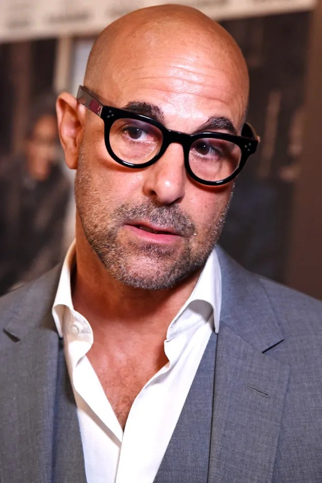 *free* shipping on qualifying offers. Stanley Tucci No Beard : Stanley Tucci S Food Memoir Is ...