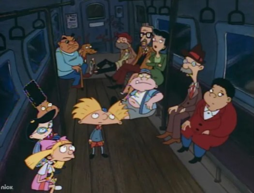 Arnold and Friends, *Hey Arnold*