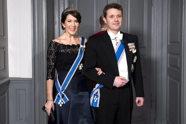 The Crown Prince of Denmark Just Suffered Every 18 Year ...