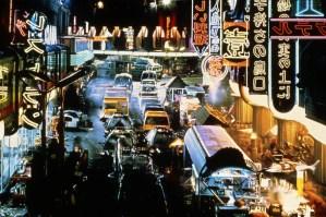 Image result for original blade runner urban