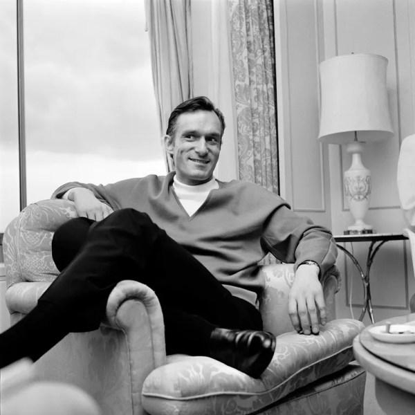 Hugh Hefner, Iconic Playboy, Dies at 91 | Vanity Fair