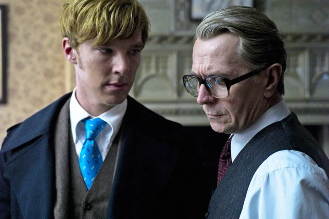*Tinker Tailor Soldier Spy*