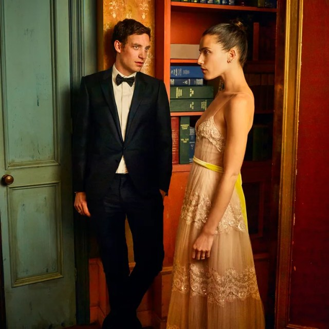 James Jagger and Dree Hemingway