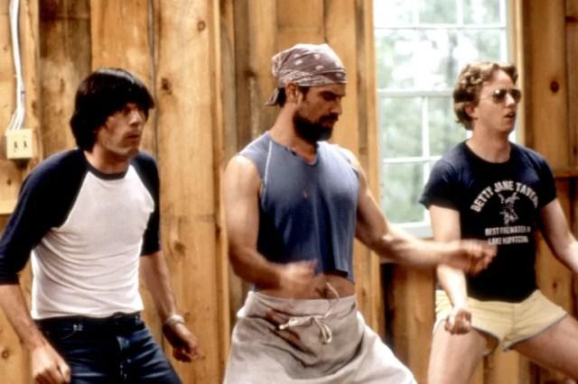 <strong><em>Wet Hot American Summer</em></strong>