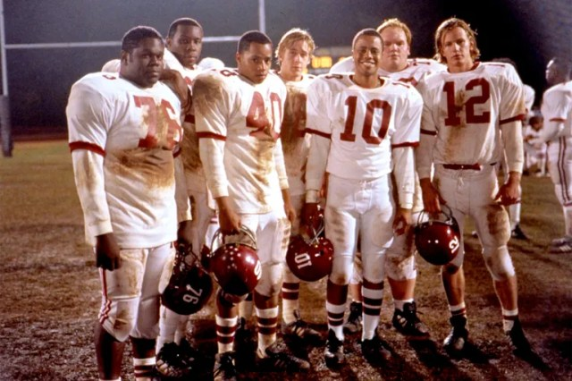 <strong><em>Remember the Titans</em></strong>