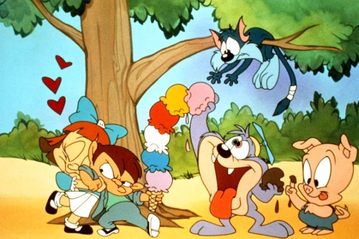 "<ol start=""16""> <li><em>Tiny Toon Adventures</em> (1990-1992)</li> </ol>"