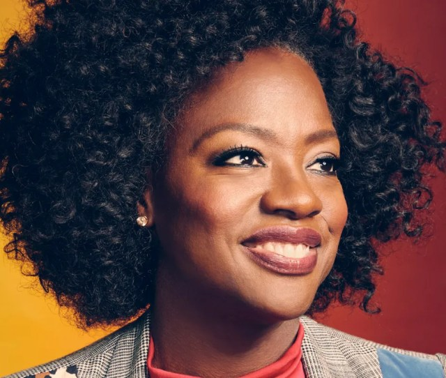 The Three Famous Words That Drive Viola Davis