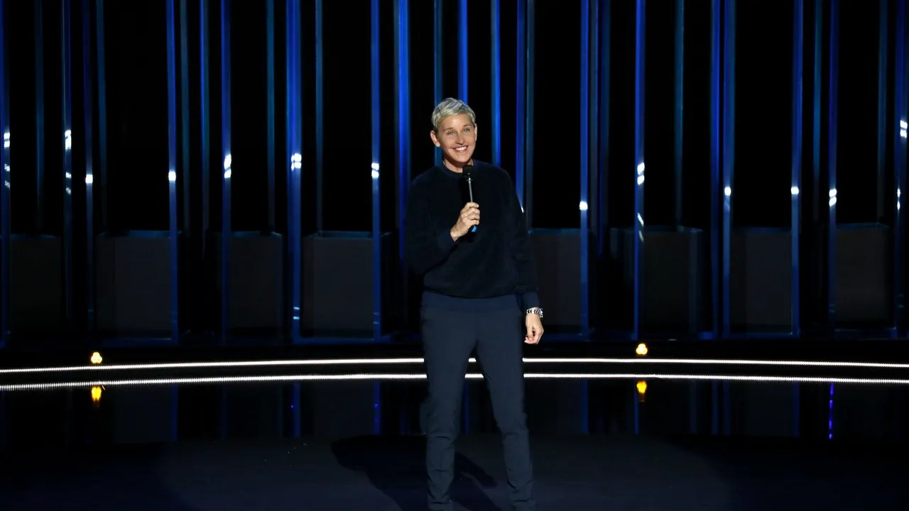 Ellen Degeneres S Relatable Is A High Wire Act Only She