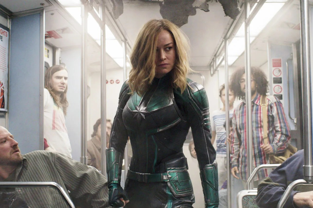 captain marvel asks age-old question: can one superhero movie have