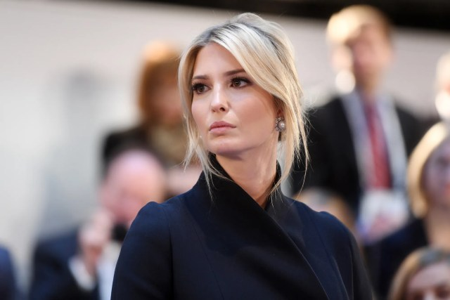 Trump Overruled His Staff To Give Ivanka Access To Top Secret Intelligence