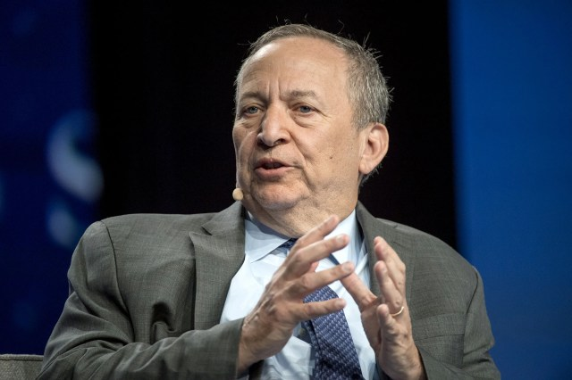 """I Think the Recovery Is Going to Be Quite Rapid"""": Larry Summers, Optimist,  Guesses Recovery Can Be Faster Than Anticipated   Vanity Fair"""