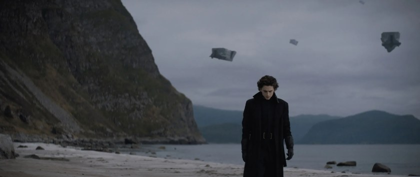 A First Look at Timothe Chalamet in Dune