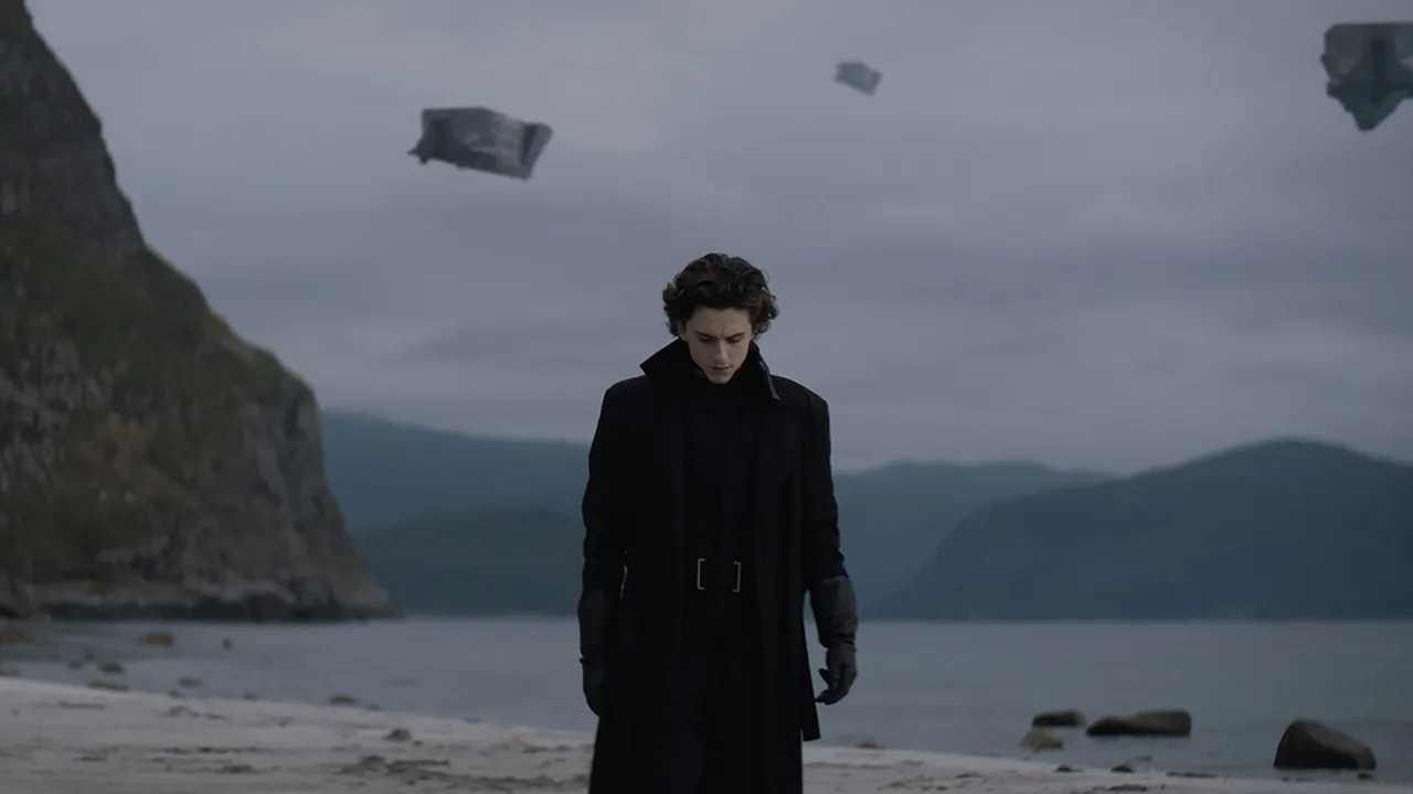 A First Look at Timothée Chalamet in Dune