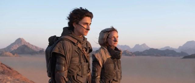 Behold Dune: An Exclusive Look at Timothée Chalamet, Zendaya, Oscar Isaac,  and More | Vanity Fair