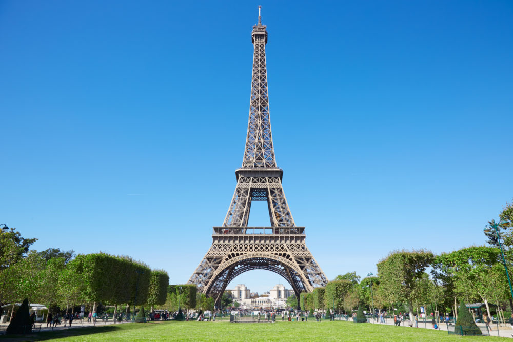 sevärdheter i Paris, sevärdheter i Frankrike, kända byggnader i Paris, kända byggnader i Frankrike