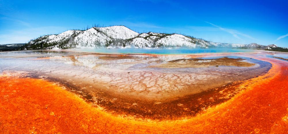nationalparker i USA, nationalparker i Wyoming