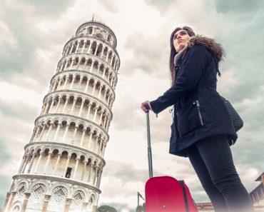 sevärdheter i Pisa, saker att göra i Pisa, tornet i Pisa, Pisa torn, sevärdheter i Italien, kända byggnader i Italien