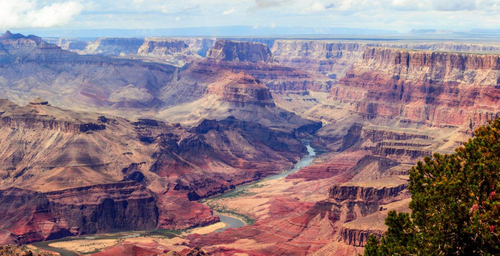 nationalparker i USA, nationalparker i Arizona, Coloradofloden