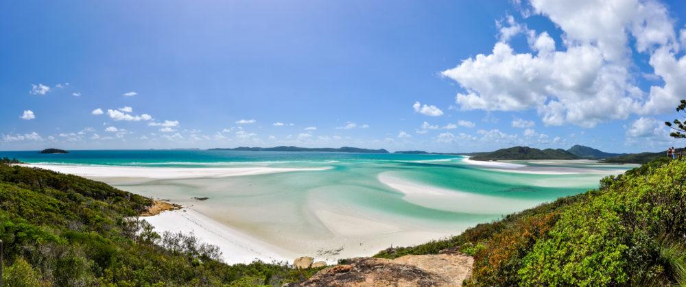 bästa stränderna i världen, bästa stränderna i Australien, strand i Australien, Stora barriärrevet