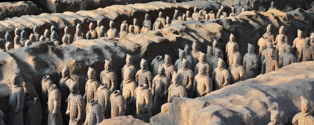 resa, resor, resa till Kina, Kina-resa, resa till Xi'an, terrakottaarmén, arkeologiska fynd i Kina
