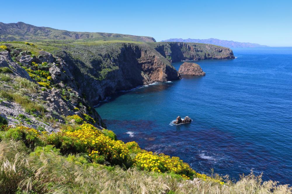 nationalparker i USA, nationalparker i Kalifornien, Santa Cruz