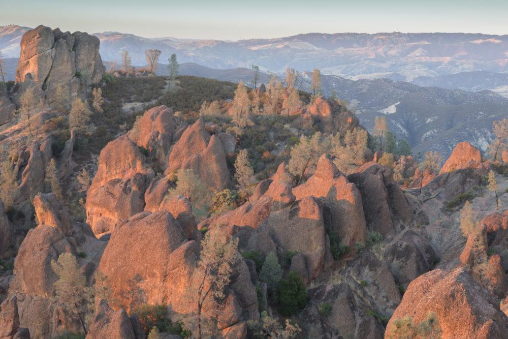 nationalparker i USA, nationalparker i Kalifornien