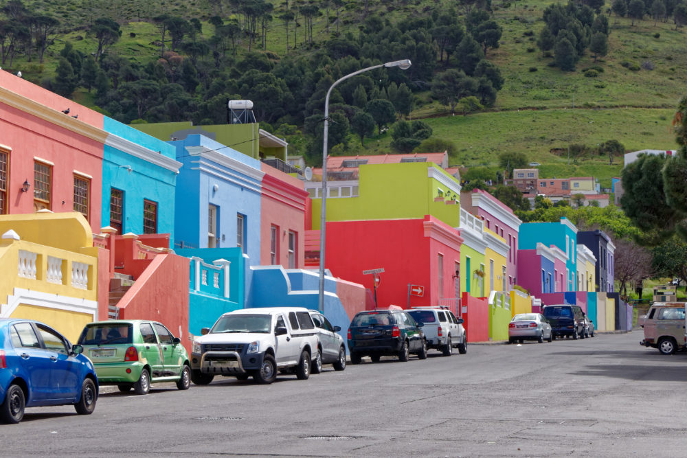 resor, resa, Sydafrika, Kapstaden, Bo-Kaap