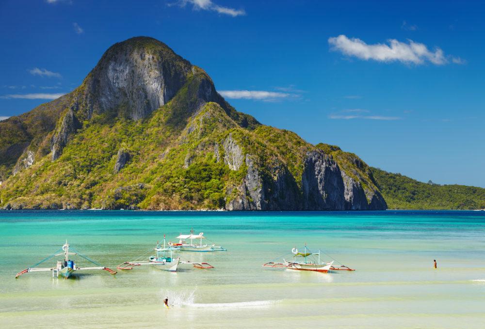 bästa stränderna i världen, bästa stränderna i Filippinerna, strand i Filippinerna