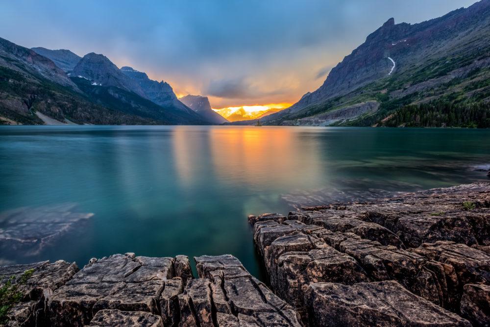 nationalparker i USA, nationalparker i Montana