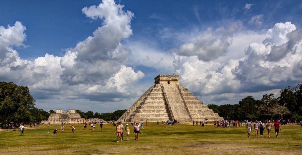 sevärdheter i Cancun, saker att göra i Cancun, sevärdheter i Mexiko, saker att göra i Mexiko, mayaruiner, byggnader från mayafolket