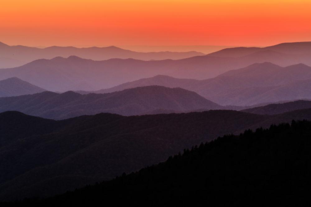 nationalparker i USA, nationalparker i North Carolina, nationalparker i Tennessee