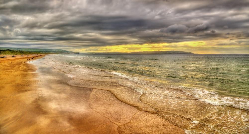 bästa stränderna i världen, strand i Nordirland, bästa stränderna i Nordirland