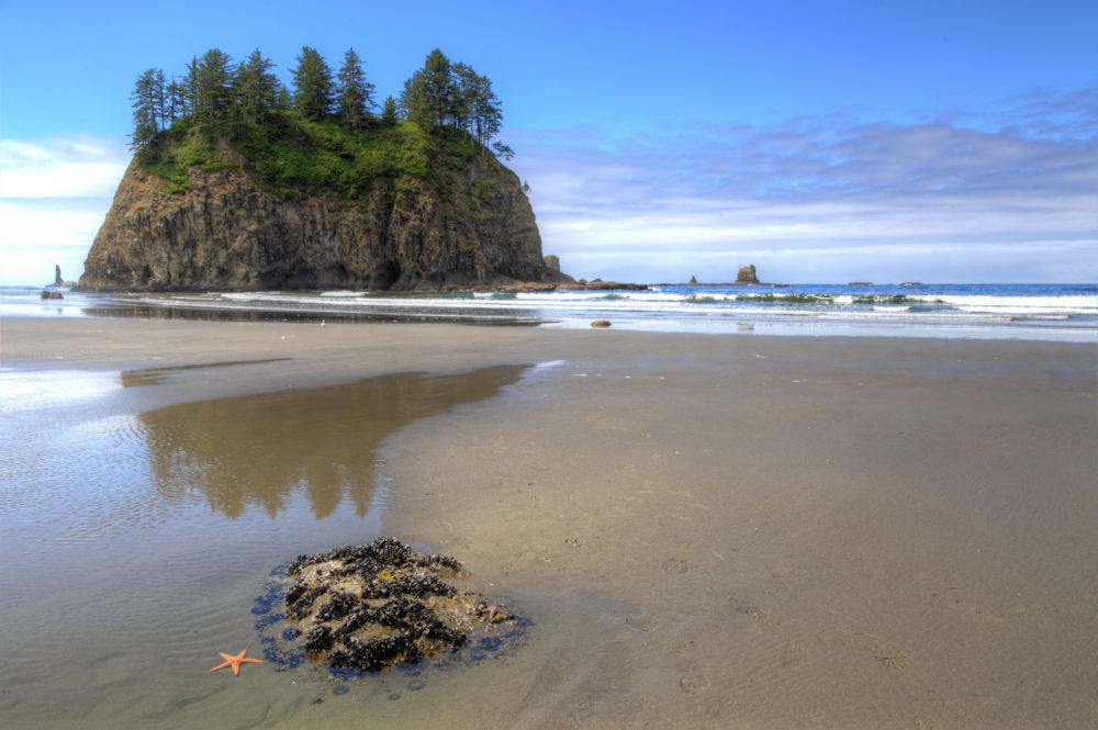 nationalparker i USA, nationalparker i Washington