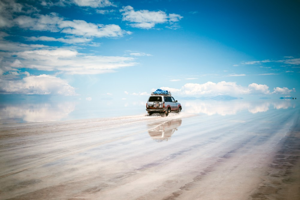 Salar de Tunupa, sevärdheter i Bolivia, resa till Bolivia, saker att göra i Bolivia, öken av salt
