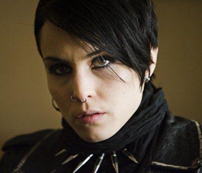 Девушка с татуировкой дракона (Man som hatar kvinnor 2009 ...
