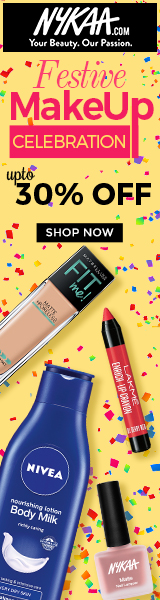 Deals / Coupons Nykaa 7