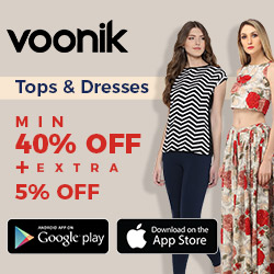 Deals / Coupons Voonik 2
