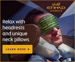 Deals / Coupons Etihad Airways 156