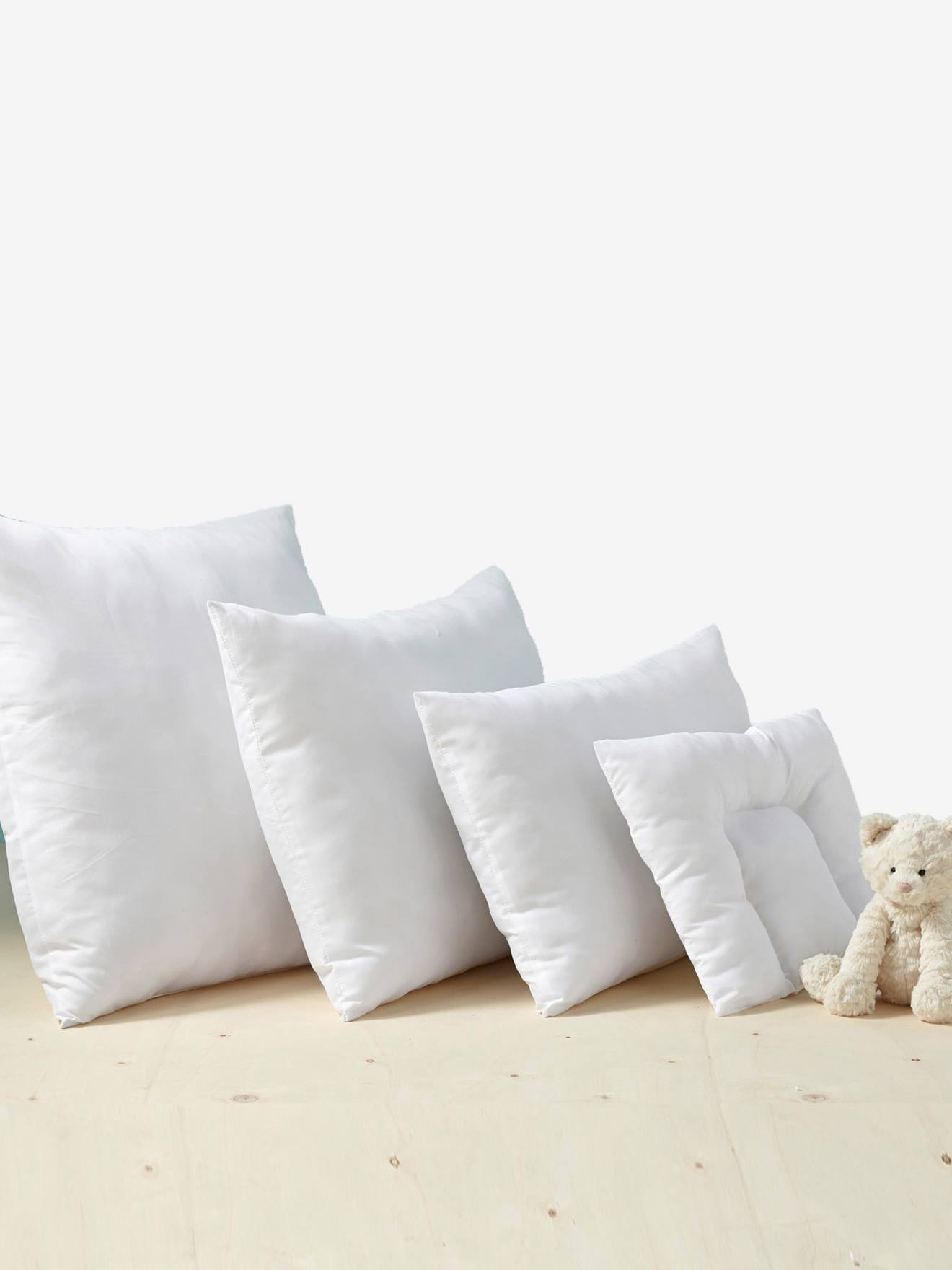 meubles et linge de lit literie oreiller oreiller microfibre entretien facile a bouillir