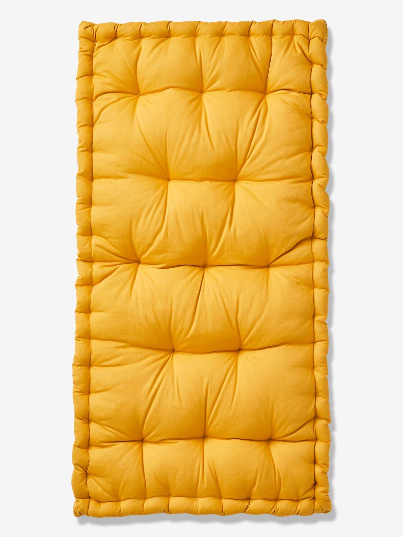 matelas de sol style futon ocre