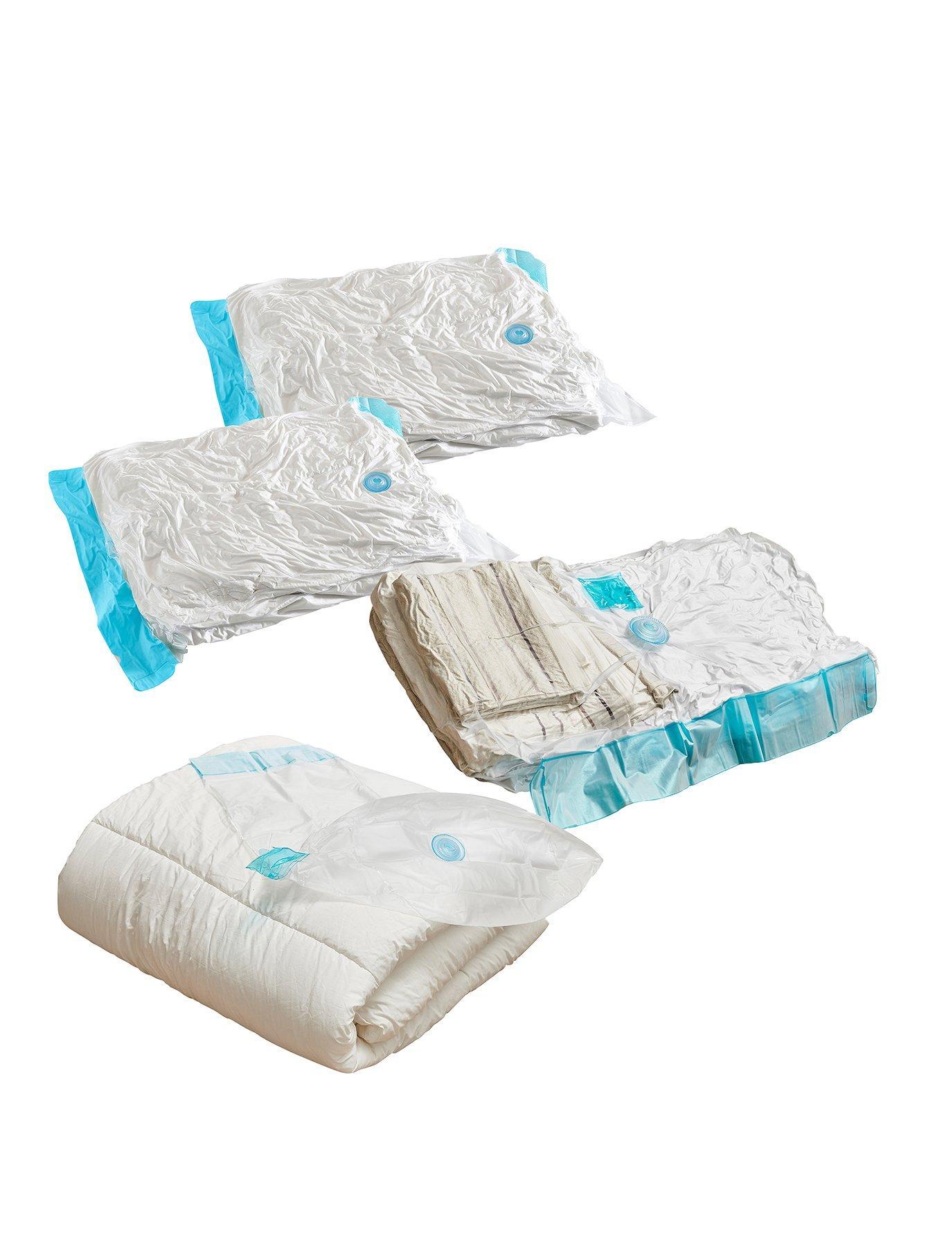 addis bedding large vacuum storage bag set pack of 4 on Very Large Vacuum Storage Bags id=93259