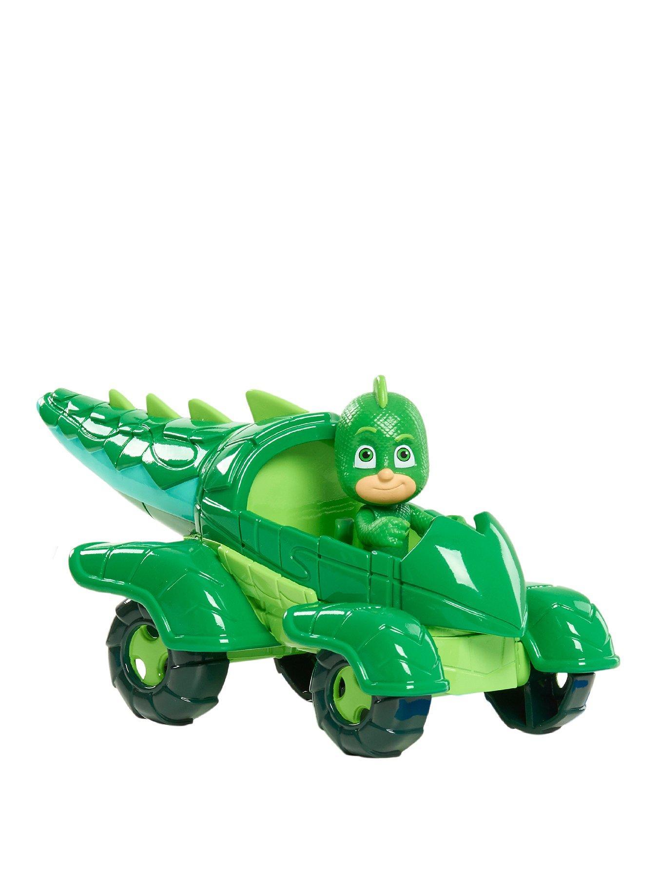 pj masks vehicle figure series 2 gekko