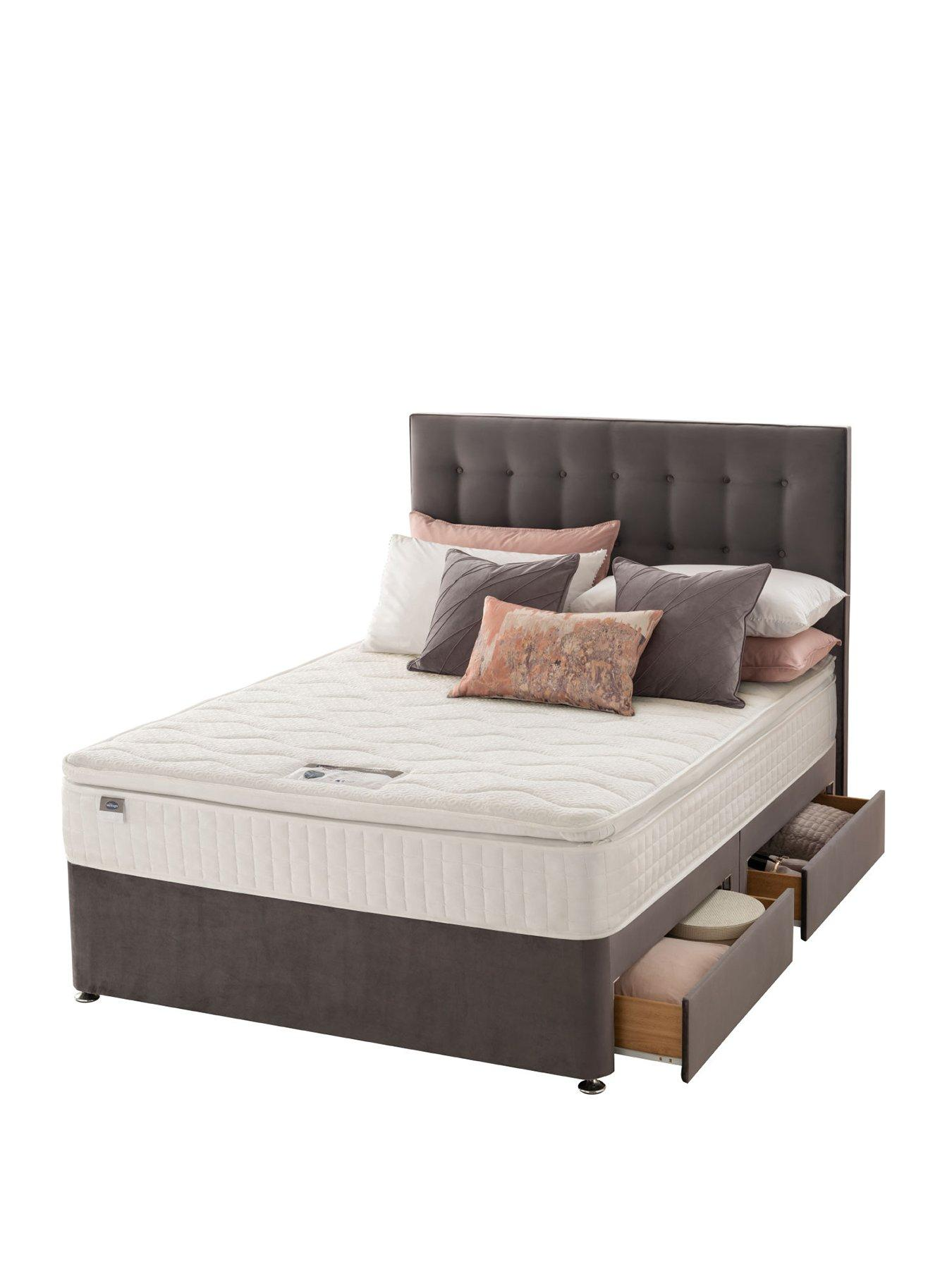 beds storage beds double king
