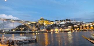 Réveillon no Porto - Cruzeiro Rio Douro