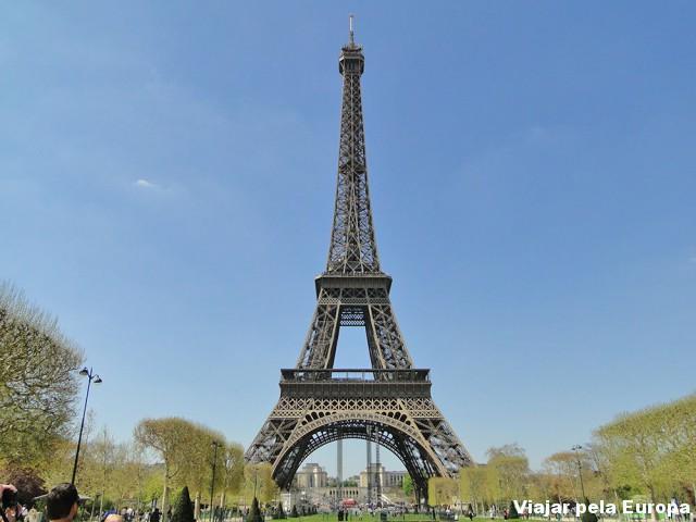 Torre Eiffel, sua linda!